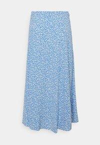 Forever New - ELLIE SPLIT SKIRT - A-line skirt - blue - 1