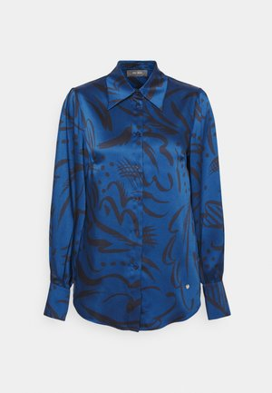 JIVA TORY  - Button-down blouse - true blue