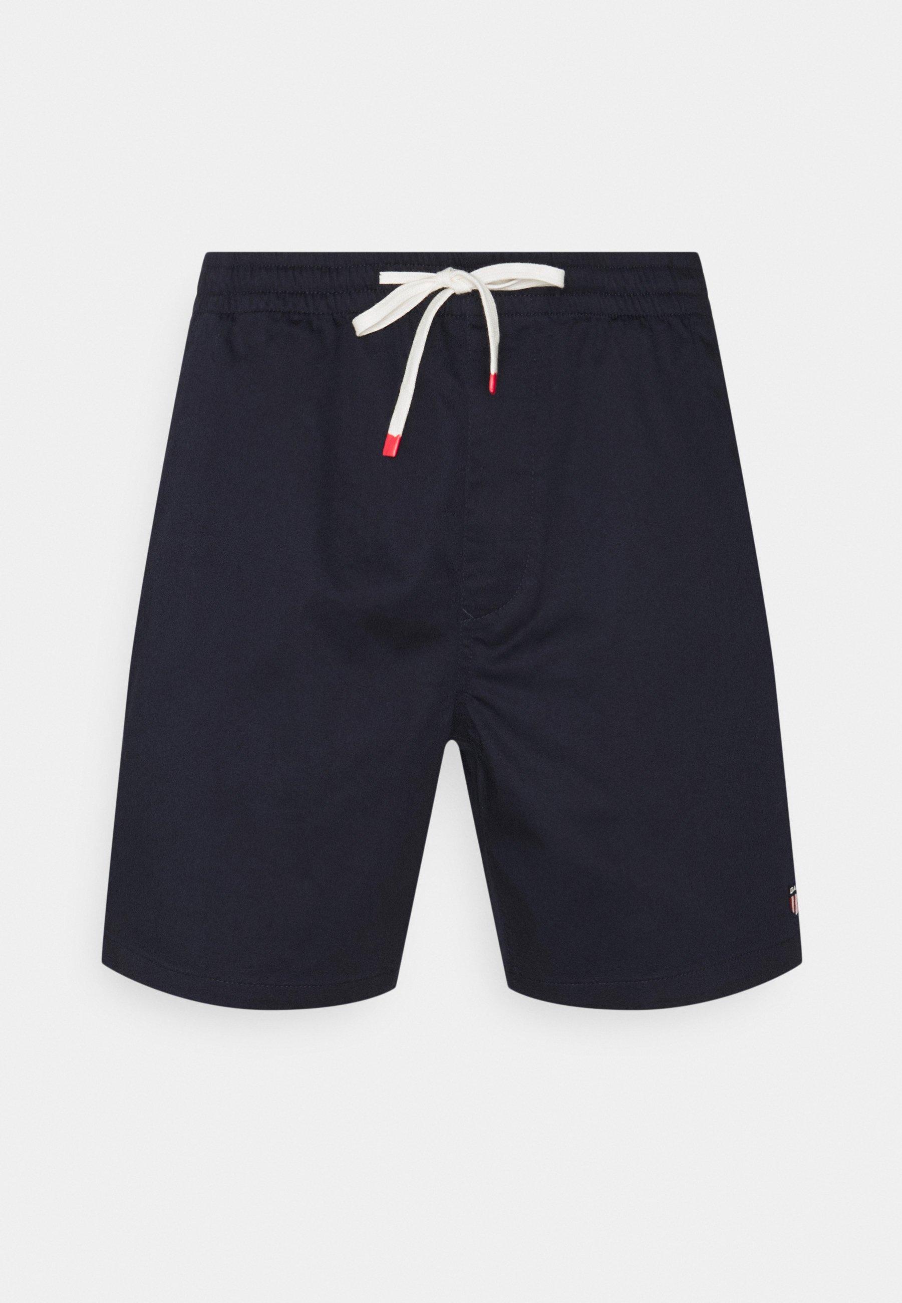 Men RETRO SHIELD - Shorts