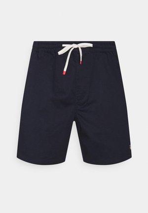 RETRO SHIELD - Shorts - evening blue