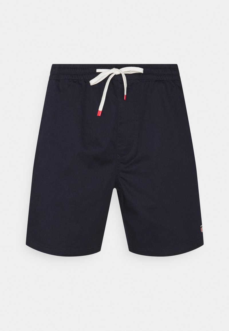 GANT - RETRO SHIELD - Shorts - evening blue
