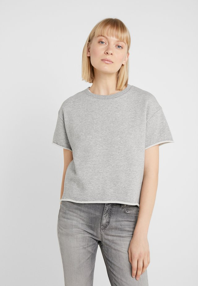LUNIE - T-shirt basic - grey melange
