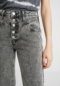 River Island - Jeans relaxed fit - black - 4