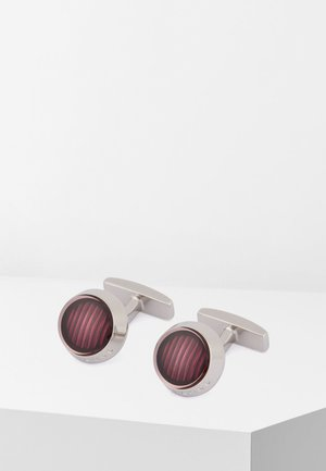 HARPER - Cufflinks - purple