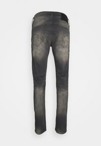 G-Star - 3301 SLIM - Slim fit jeans - dark aged - 1