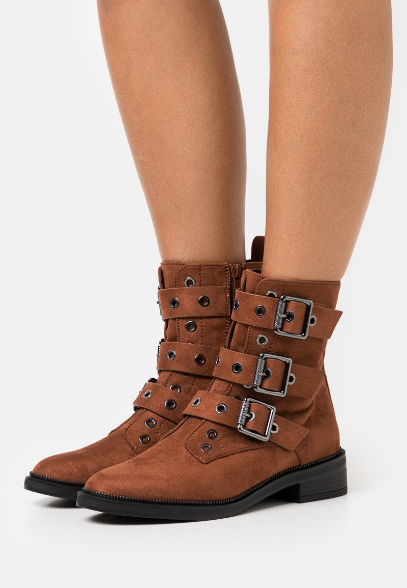 Even&Odd - Classic ankle boots - brown