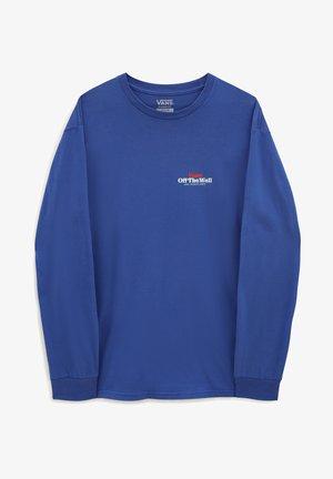 MN BODEGA BAY LS - Bluzka z długim rękawem - deep ultramarine