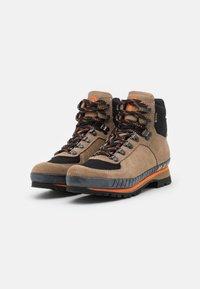 Mammut - YATNA II HIGH GTX WOMEN - Hiking shoes - dark safari/black - 1