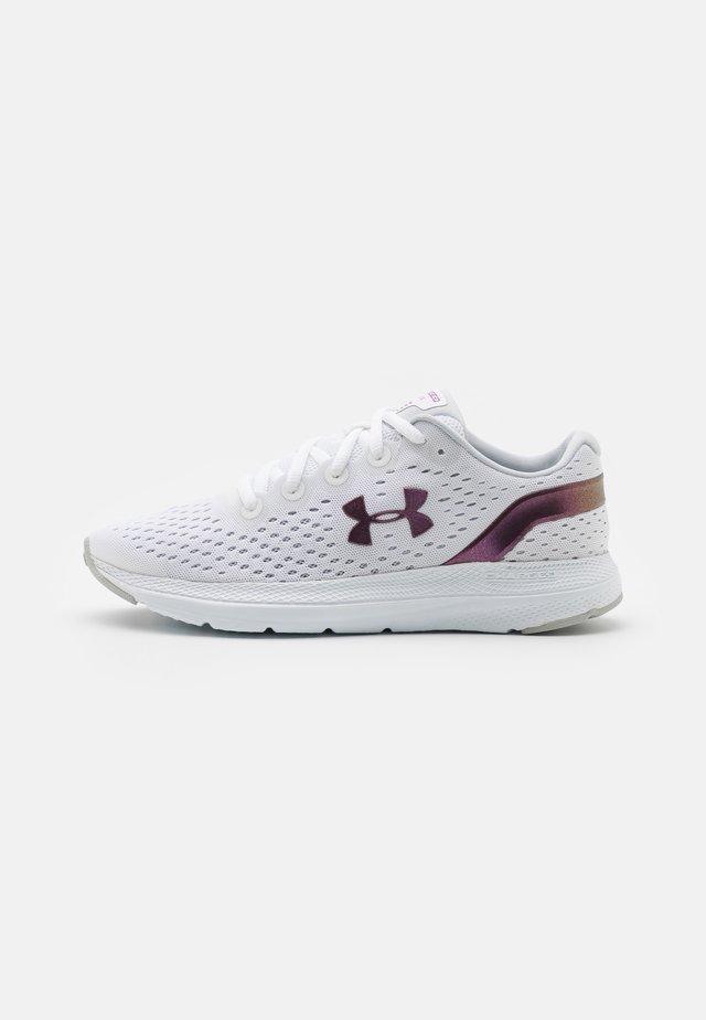 CHARGED IMPULSE  - Zapatillas de running neutras - white
