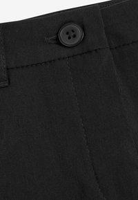Next - Oblekové kalhoty - black - 2