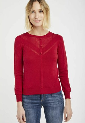 MENU7 - Jumper - red