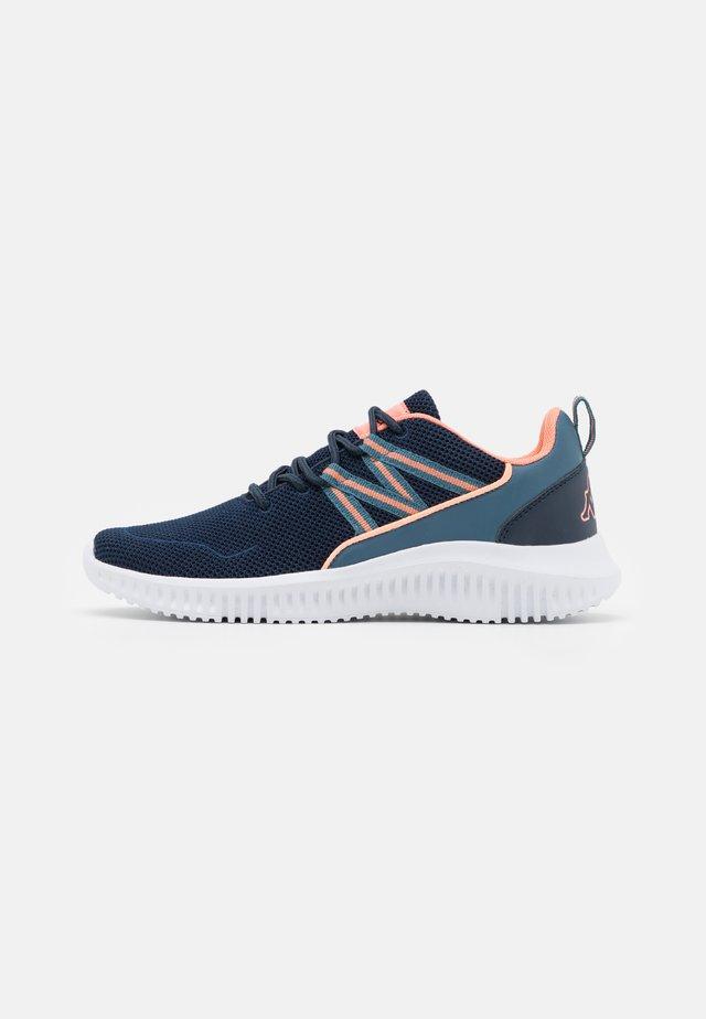 SITINA - Sportovní boty - navy/flamingo