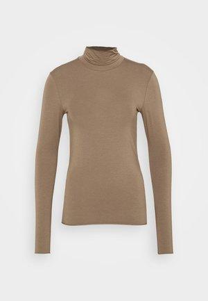 TURTLENECK - Maglietta a manica lunga - mole dark