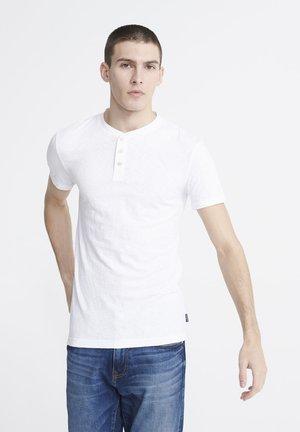 HERITAGE  - Basic T-shirt - white