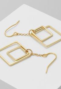 TomShot - ETERNITY - Earrings - gold-coloured - 2