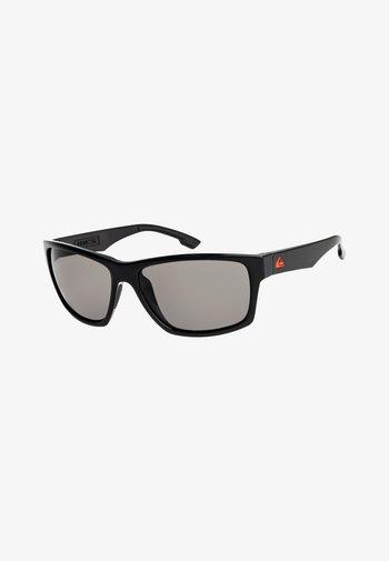 Sunglasses - shiny black/grey
