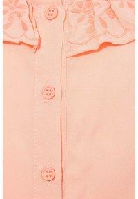 DeFacto - Button-down blouse - orange - 2