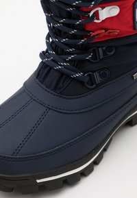 Tommy Hilfiger - UNISEX - Winter boots - blue/red - 5