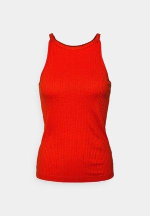 VIATHALIA NEW STRAP - Topper - flame scarlet