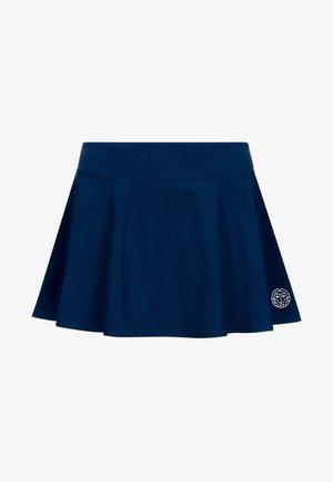 MORA TECH SKORT - Sportovní sukně - dark blue