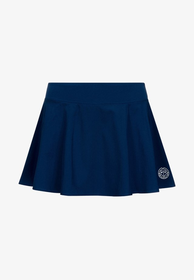 MORA TECH SKORT - Rokken - dark blue