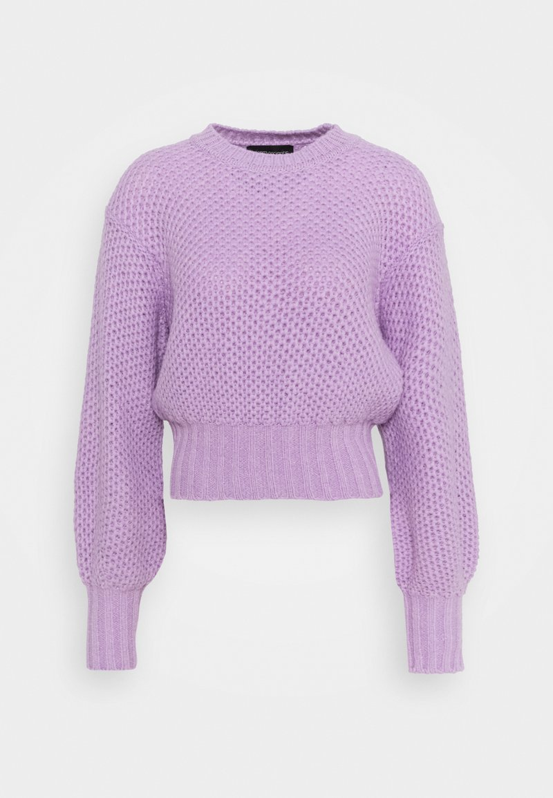 Sportmax Code - PEDINA - Sweter - lilac