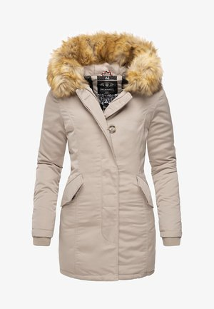 KARMAA - Winter coat - beige