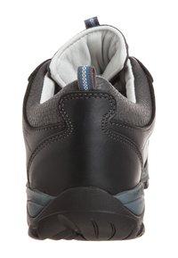 Travelin - AARHUS LOW - Hiking shoes - black - 3