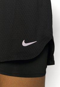 Nike Performance - DRY SHORT - kurze Sporthose - black/black - 4