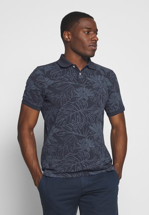 SHORT SLEEVE - Polo - dark blue
