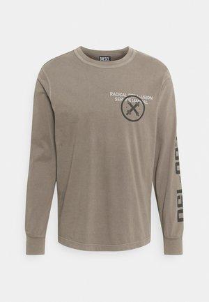 JUBINDY UNISEX - Pitkähihainen paita - grey