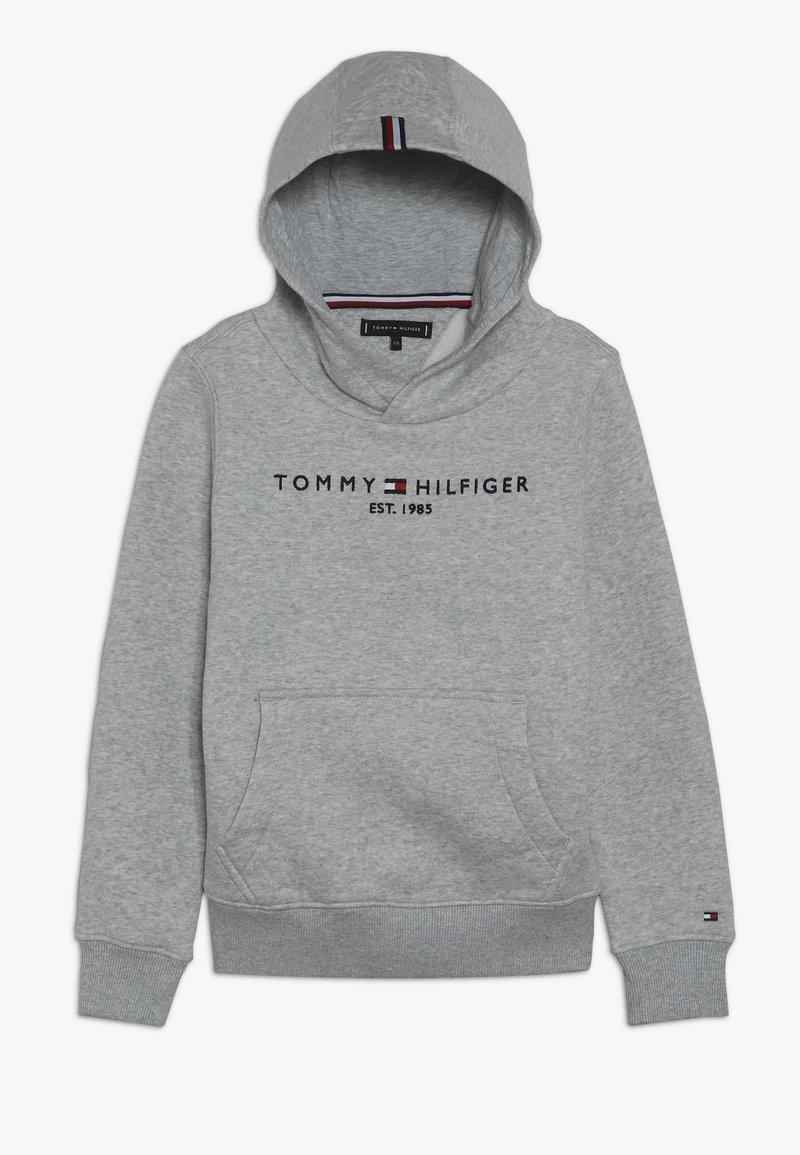 Tommy Hilfiger - ESSENTIAL HOODIE - Felpa con cappuccio - grey