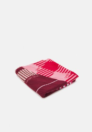 FOULARD COLOR BLOCK - Foulard - true red