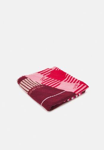 FOULARD COLOR BLOCK - Foulard - true red