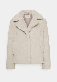 Vila - VIMARS SHORT JACKET - Short coat - birch - 5