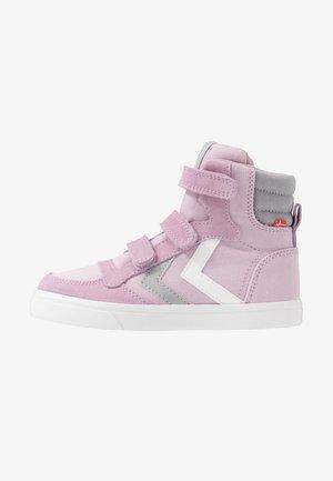 STADIL HIGH JR - Sneakers hoog - mauve shadow