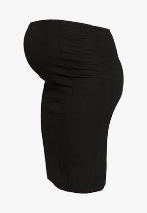 MLLUNA PINTUC SKIRT - Spódnica ołówkowa  - black