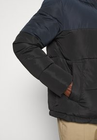 Lyle & Scott - Winter jacket - jet black/dark navy - 5