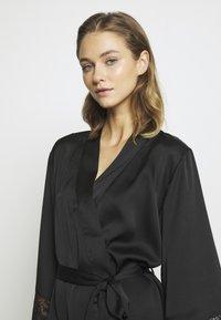 Etam - DESHABILLE - Dressing gown - noir - 3