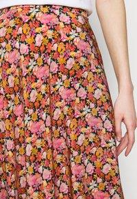 WEEKEND MaxMara - ESSENZA - A-line skirt - rosa - 4