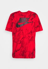 Nike Performance - TEE - Printtipaita - university red - 3