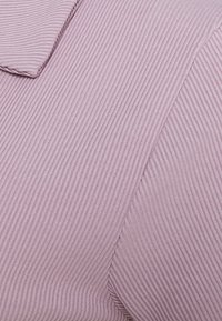 Missguided Maternity - V NECK COLLARE - Basic T-shirt - lilac - 2