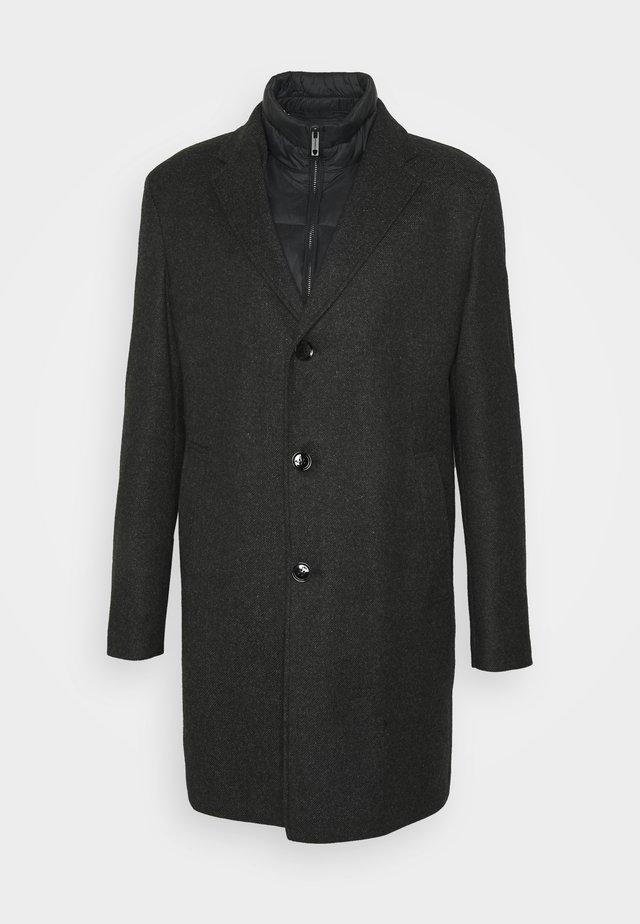 BARONZ - Płaszcz wełniany /Płaszcz klasyczny - dark grey