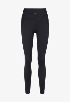 VELOCITY - Leggings - Trousers - black