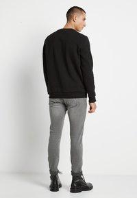 Only & Sons - ONSCERES LIFE CREW NECK - Sweatshirt - black - 2