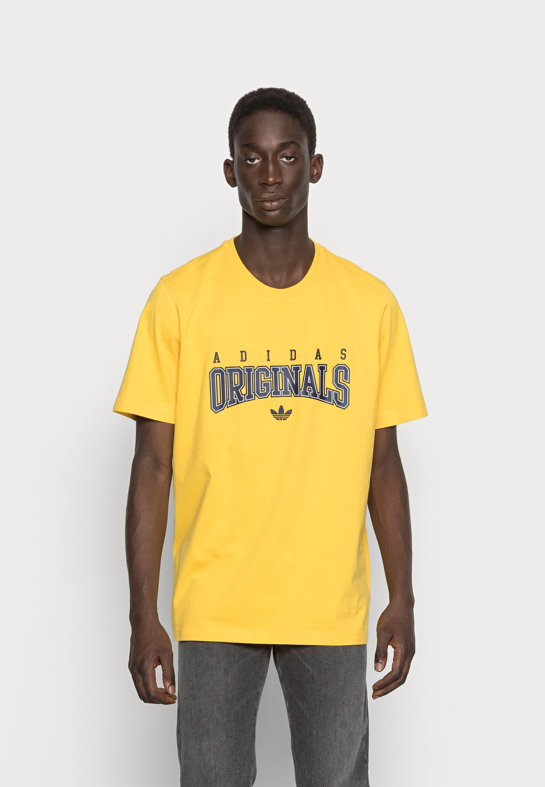 Men SCRIPT TEE - Print T-shirt