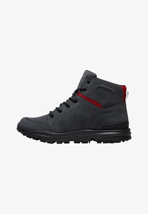 TORSTEIN - Lace-up ankle boots - gray