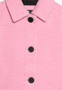 Calvin Klein Jeans - A-LINE SHORT COAT GIRLS - Zimní kabát - pink - 2