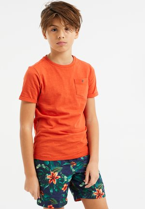 Swimming shorts - multi-coloured