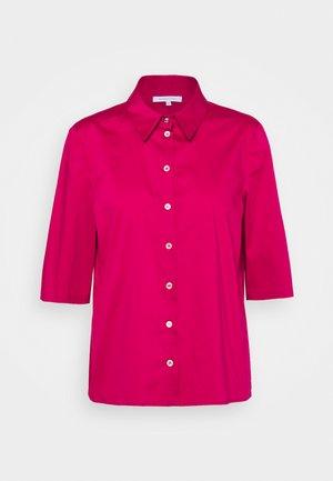 CAMICIA BLOUSE - Button-down blouse - azalea